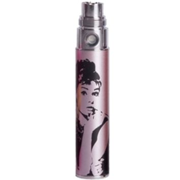 Novelty Audrey Hepburn E-cig Battery UK | E-cig Batteries