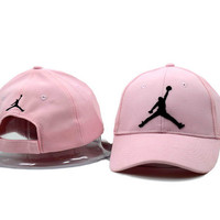 Perfect Jordan Women Men Embroidery Sunhat Sport Baseball Cap Hat