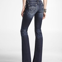 REROCK BOOT CUT JEAN