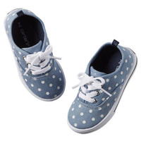 Carter's Polka Dot Casual Sneakers