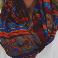 Paisley Dreams Scarf
