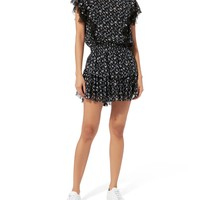 Katie Ruffle Mini Dress