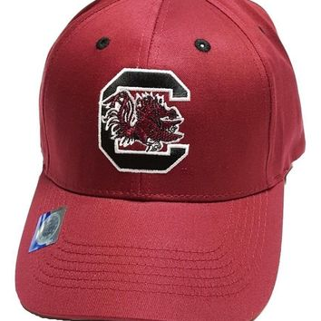 NCAA South Carolina Gamecocks Adjustable Cap, Choose Team Color Hat