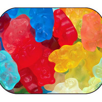 Gourmet 12-Flavors Gummy Bears: 5LB Bag
