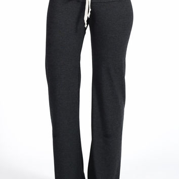 327da56bac0ac1 yoga lounge pants, yoga clothes, bamboo clothing, gray yoga pants, loose  yoga