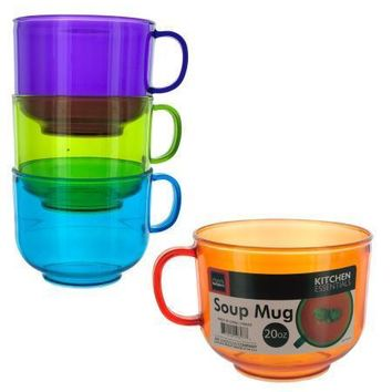 20 oz. Stackable Soup Mug (Available in a pack of 8)