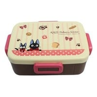 Yellow KIKI'S Delivery Service 650ml Bento Box
