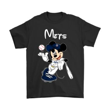 DCCKON7 Baseball Mickey Team New York Mets Shirts