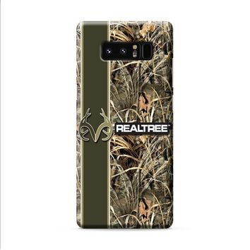 Realtree ap camo hunting Samsung Galaxy Note 8 case