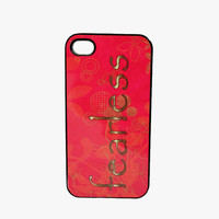 Fearless IPhone 4/4S Accessory Case.. on Luulla