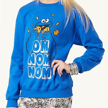 Cookie Monster Sweatshirt | Get Graphic | rue21