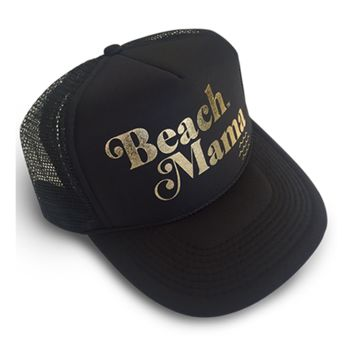 Beach Mama ® Foam Trucker Hat