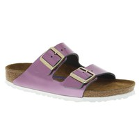 Birkenstock Womens Arizona Soft Footbed Slide Sandal