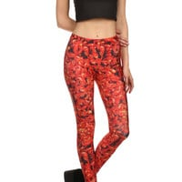 Crawfish Leggings