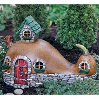 Crookneck Cottage - My Fairy Gardens