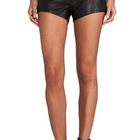 Mason by Mason by Michelle Mason Shorts in Black