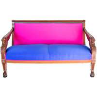 A Louis Francois Bellange Loveseat