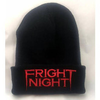Fright Night beanie vampires 80's horror
