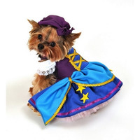 Gypsy Princess Dog Costume - Medium