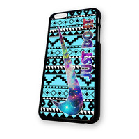 Aztex Galaxy Nike Just Do It iPhone 6 case