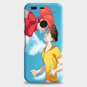 Older Ponyo And Sosuke Google Pixel XL 2 Case