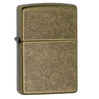 Windproof Lighter AntiqueBrass - Zippo Manufacturing - 201FB