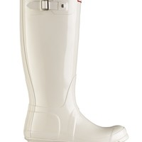Gloss Rain Boots | Original Tall Gloss | Hunter Boot US