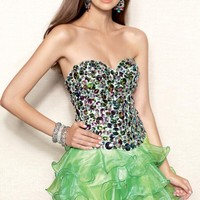 Alyce Homecoming 4293 Dress