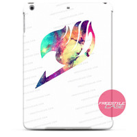 Fairy Tail Galaxy Logo iPad Case 2, 3, 4, Air, Mini Cover
