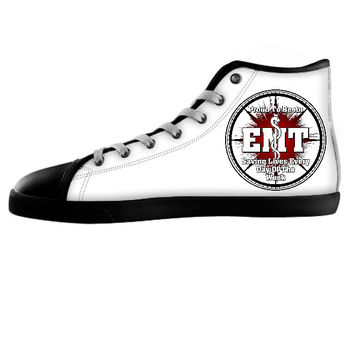 Proud To Be An EMT Shoes