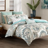 INK+IVY Mira Comforter Set
