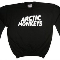 RTGraphics Men's Arctic Monkeys One Crewneck Sweatshirt