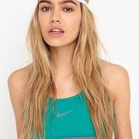 Nike Swoosh Headband 6-Pack in Black and White - Urban Outfitters