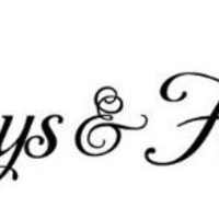 """Always and Forever Art Wall Decal Sticker Black - Small Size 8.7"""" H x 45.3"""" W"""