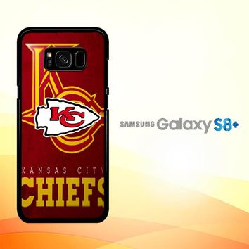 Kansas City Chiefs Z3011 Samsung Galaxy S8 Plus Case