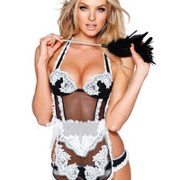 Sexy Little French Maid