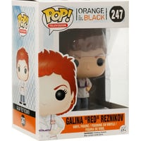 "Funko Orange Is The New Black Pop! Television Galina ""Red"" Reznikov Vinyl Figure"