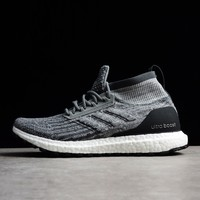 Best Online Sale Adidas Ultra Boost ATR Trace Khaki Mid Grey Boost Men Sport Shoes CG3000
