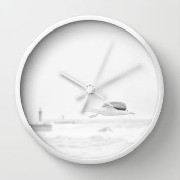 flight Wall Clock by ingz