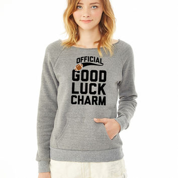 Official Good Luck Charm ladies sweatshirt