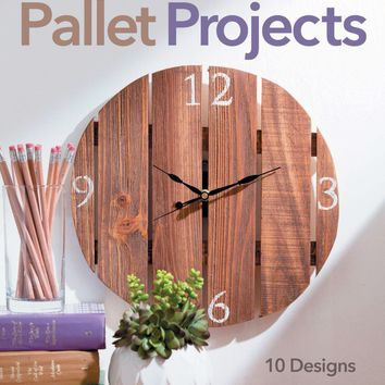 Leisure Arts-DIY Pallet Projects