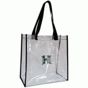 UH Clear Tote Bag