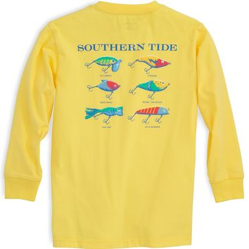 Kids Classic Lures Long Sleeve T-Shirt Style: 1391