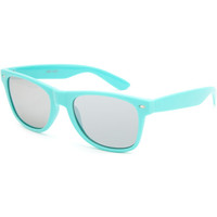 Blue Crown Gelato Classic Sunglasses Aqua One Size For Men 21390624001