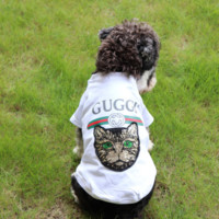 GUCCI Dog Pet Puppy Clothing Shirt Top Coat