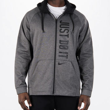 Men's Nike Therma Full-zip Training Hoodie | Finish Line