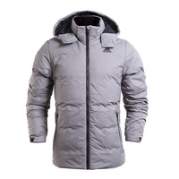Original Adidas men's down jacket  Hiking Down sportswear free shipping