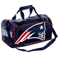 New England Patriots Core Extra Small Duffle Bag - Navy Blue