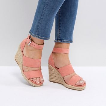 ASOS TAFFY Espadrille Wedges at asos.com