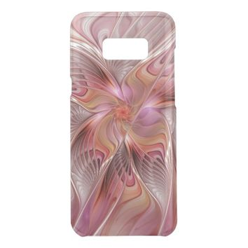 Abstract Butterfly Colorful Fantasy Fractal Art Get Uncommon Samsung Galaxy S8 Plus Case